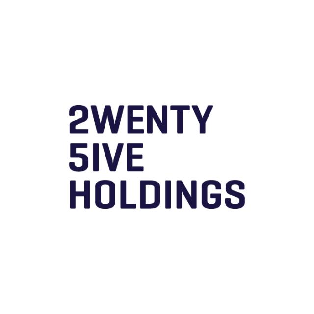 25Holdingsへの出資のお知らせ